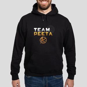 Team Peeta [Hunger Games] Hoodie (dark)